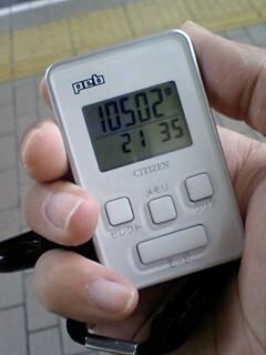 久しぶりに、淀川を歩いて渡った。