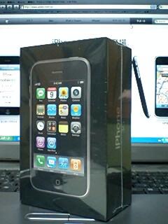 iPhone未開封