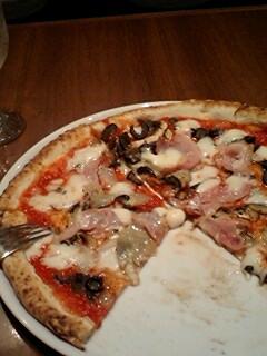 四ッ谷のピッツェリア