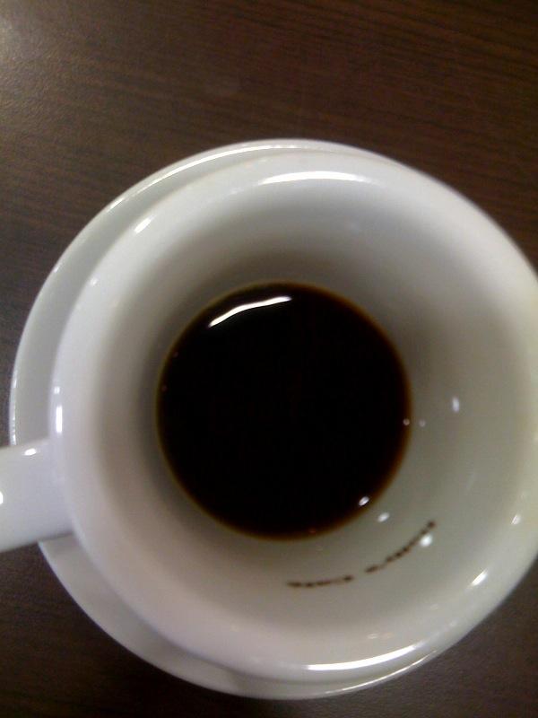 右利き用のカップ