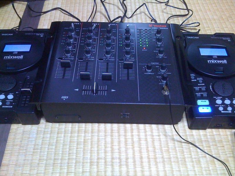 お座敷DJ